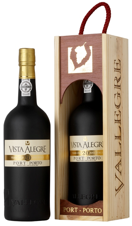 Vista Alegre 20 Years Old Tawny