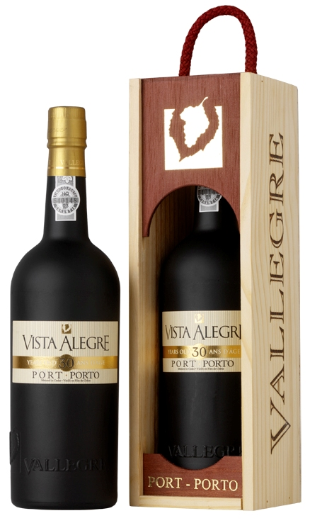 Vista Alegre 30 Years Old Tawny