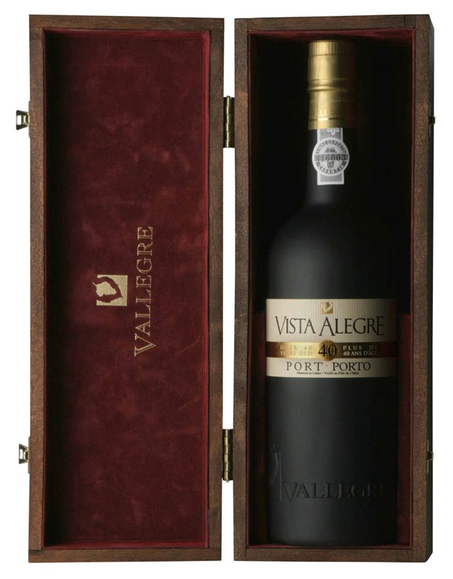 Vista Alegre Over 40 Years Old Tawny