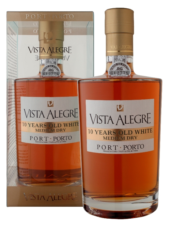 Vista Alegre 10 Years Old White Medium Dry (0,5l)